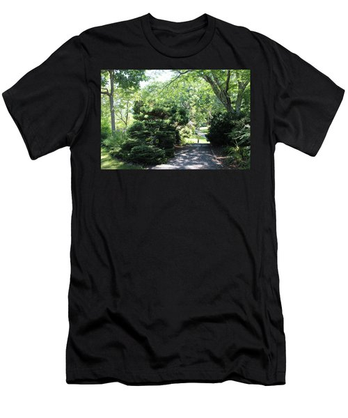 Enter The Garden Men's T-Shirt (Athletic Fit)