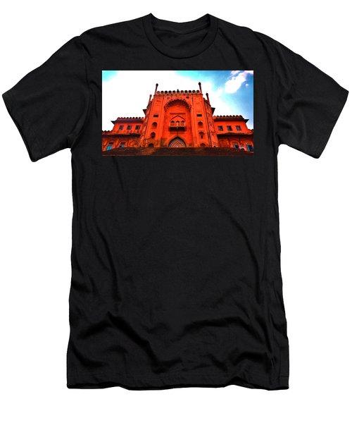 #entrance Gate Men's T-Shirt (Athletic Fit)