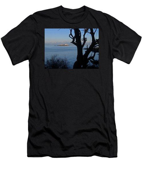 Entrance Island, Bc Men's T-Shirt (Athletic Fit)