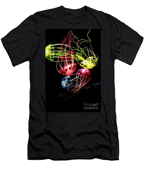 Entwined In Interconnectivity Men's T-Shirt (Athletic Fit)