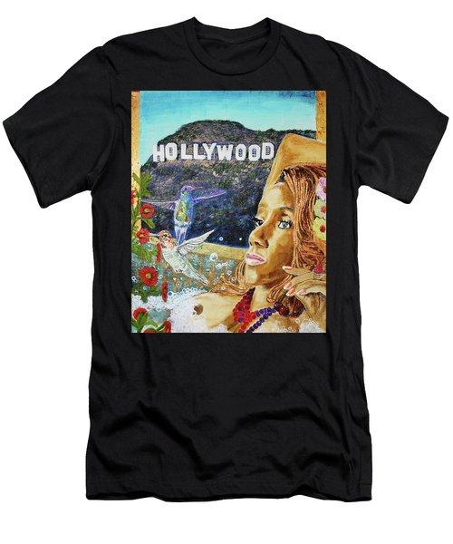 Epitome's Dream The Quadrant I Men's T-Shirt (Athletic Fit)