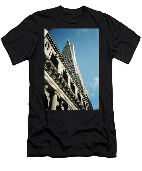 Eras, San Francisco Men's T-Shirt (Athletic Fit)