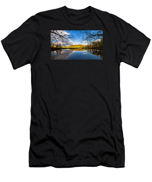 Erdfallsee, Harz Men's T-Shirt (Athletic Fit)