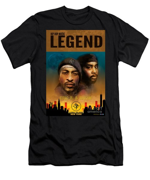 Eric B. And Rakim Men's T-Shirt (Athletic Fit)