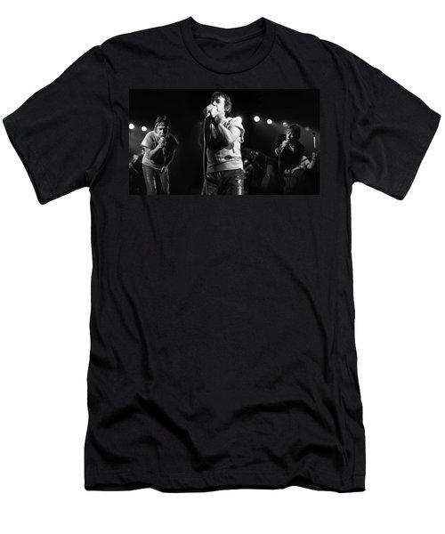 Eric Burdon 3 Men's T-Shirt (Athletic Fit)