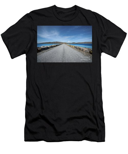 Eriskay To South Uist Men's T-Shirt (Athletic Fit)