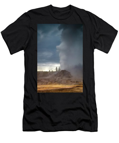 Eruption Men's T-Shirt (Athletic Fit)