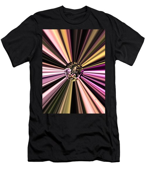 Eruption Of Color Men's T-Shirt (Athletic Fit)
