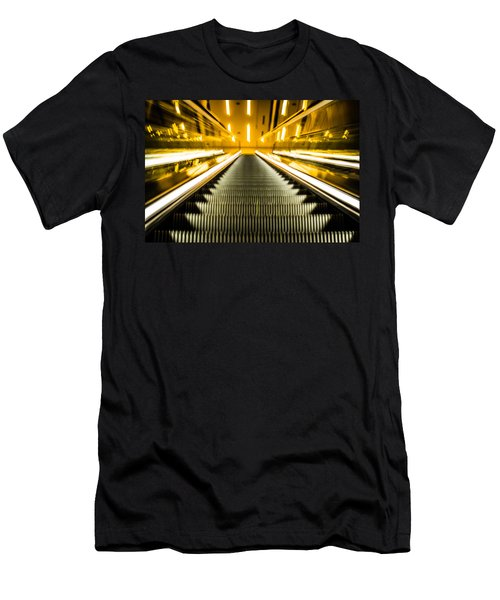 Escalator Men's T-Shirt (Athletic Fit)