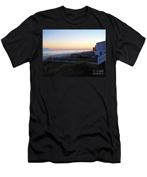 Men's T-Shirt (Slim Fit) featuring the photograph Essence by Roberta Byram