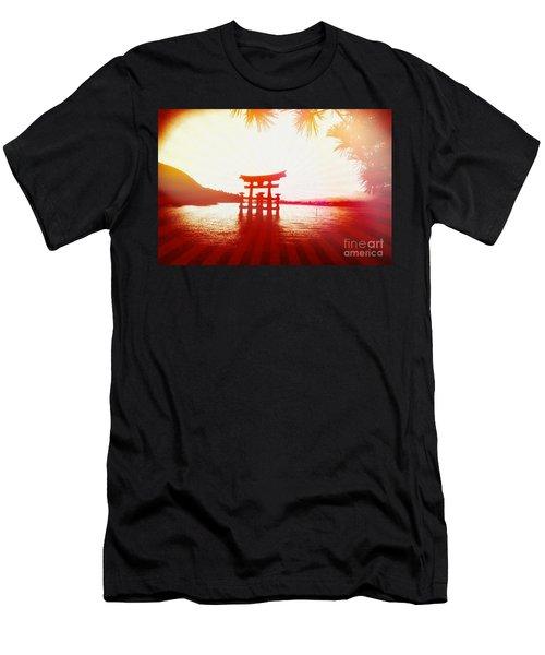 Eternal Japan Men's T-Shirt (Athletic Fit)