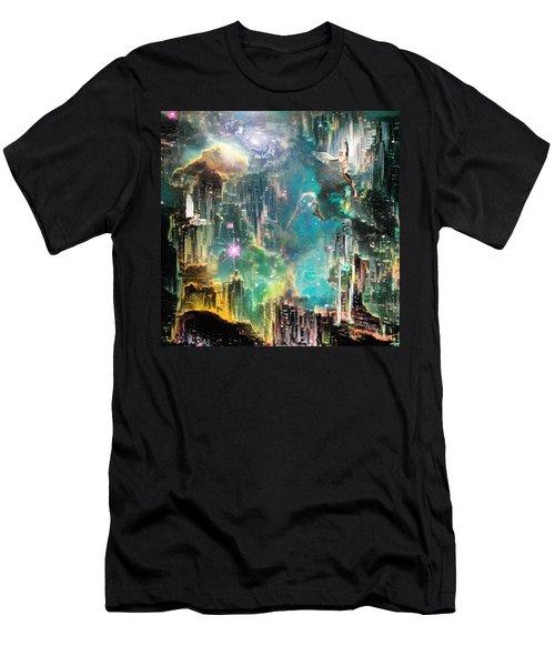 Eternal Kingdom Men's T-Shirt (Athletic Fit)