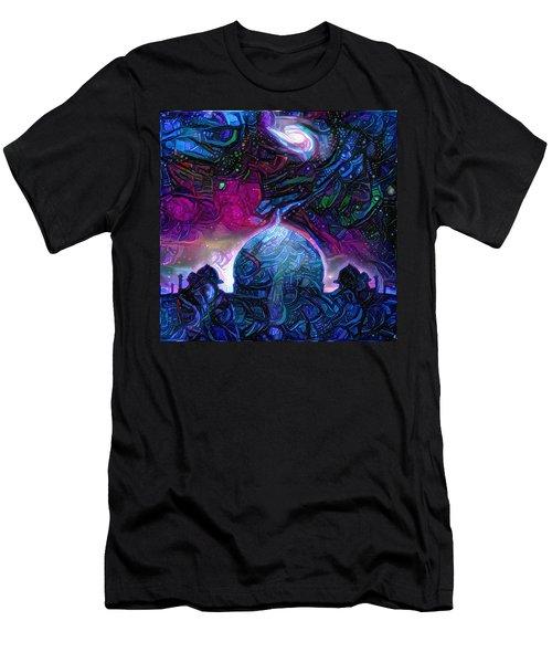 Eternal Temple Men's T-Shirt (Athletic Fit)