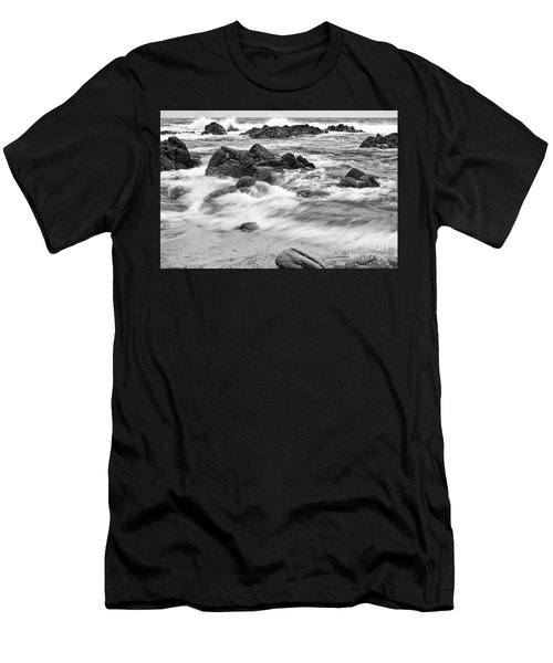 Eternal Waves Men's T-Shirt (Athletic Fit)