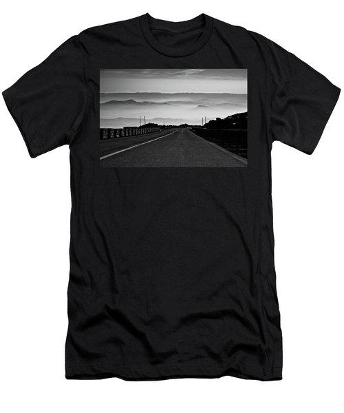 Etna Road Men's T-Shirt (Athletic Fit)