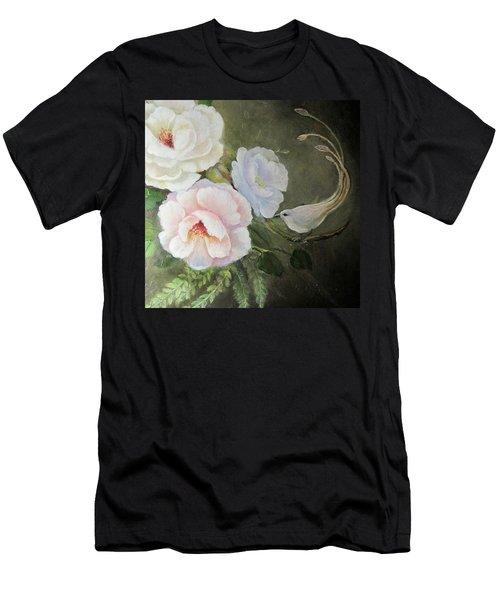 Etre Fleur  Men's T-Shirt (Athletic Fit)