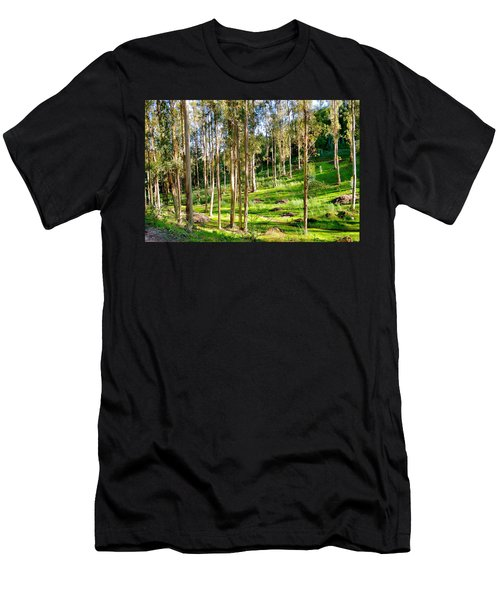 Eucalyptus Men's T-Shirt (Athletic Fit)