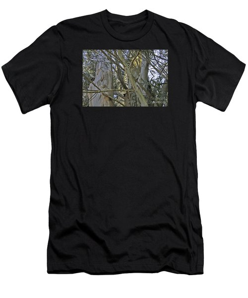 Eucalyptus Study Men's T-Shirt (Athletic Fit)