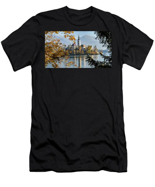 European Beauty Men's T-Shirt (Athletic Fit)