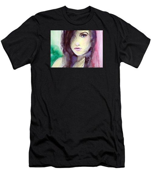 Olivia Men's T-Shirt (Athletic Fit)