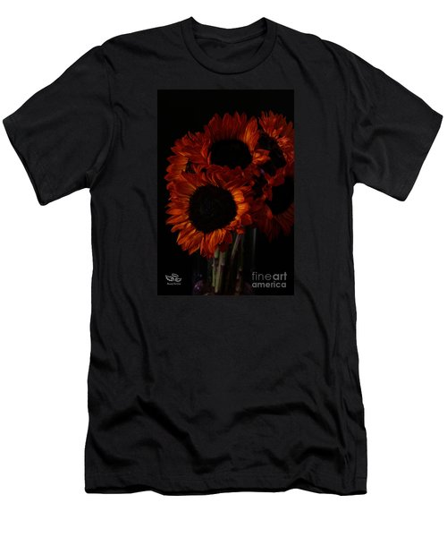 Men's T-Shirt (Athletic Fit) featuring the photograph Even In The Darkness by Beauty For God