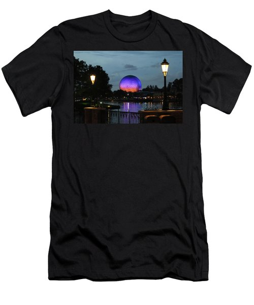 Evening At Epcot Men's T-Shirt (Athletic Fit)