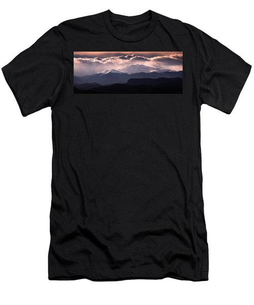 Evening At Evans Men's T-Shirt (Athletic Fit)