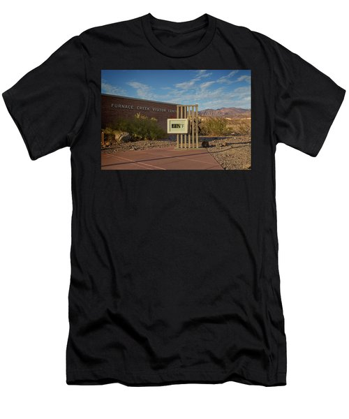 Evening At Furnace Creek Men's T-Shirt (Athletic Fit)