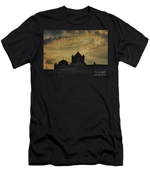 Evening At Goliad Men's T-Shirt (Athletic Fit)