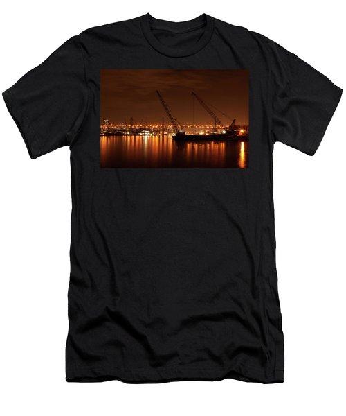 Evening Illumination Men's T-Shirt (Athletic Fit)
