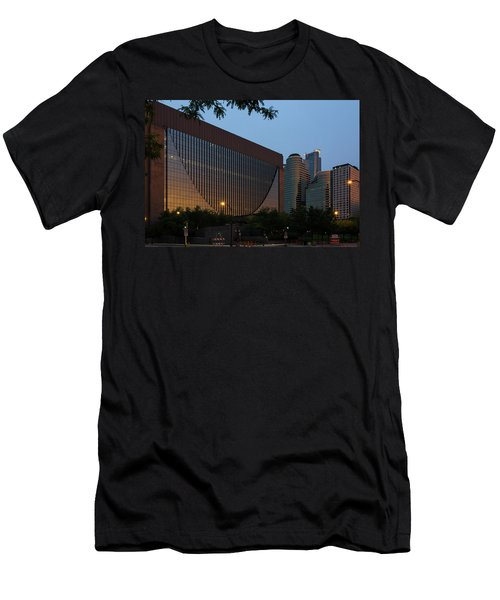 Evening In Downtown Minneapolis Men's T-Shirt (Athletic Fit)