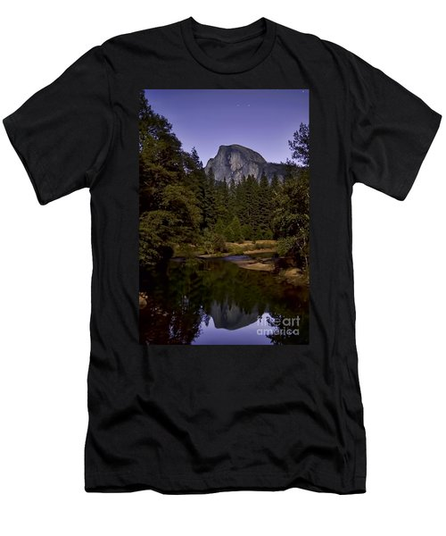 Evening Reflection Men's T-Shirt (Athletic Fit)