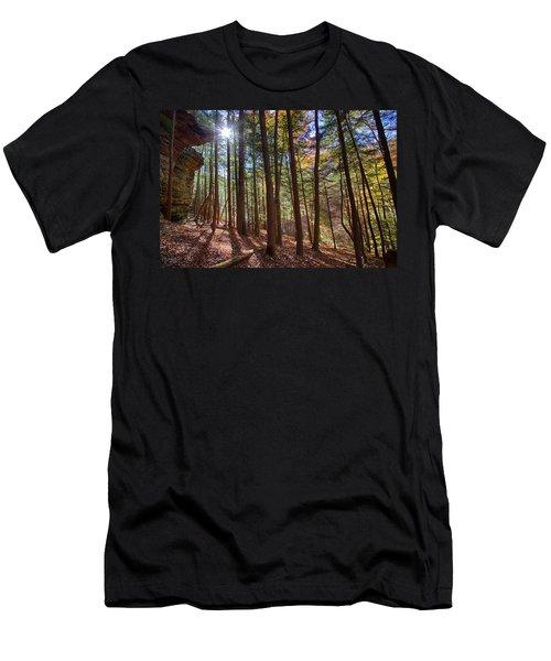 Evening Shadows Men's T-Shirt (Athletic Fit)