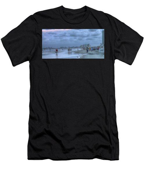 Evening Stroll Men's T-Shirt (Athletic Fit)