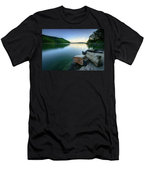 Evening Thoughts Men's T-Shirt (Athletic Fit)