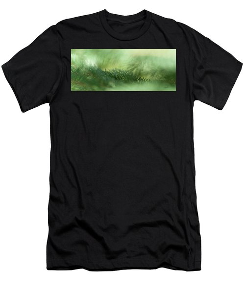 Evergreen Mist Men's T-Shirt (Athletic Fit)