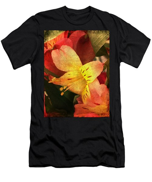 Men's T-Shirt (Athletic Fit) featuring the photograph Everlasting  by Betty Pauwels