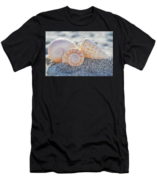 Every Shell Has A Story Men's T-Shirt (Athletic Fit)