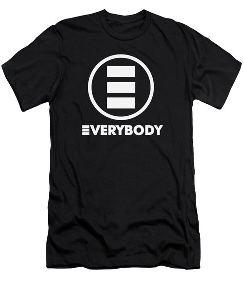 Everybody Men's T-Shirt (Athletic Fit)
