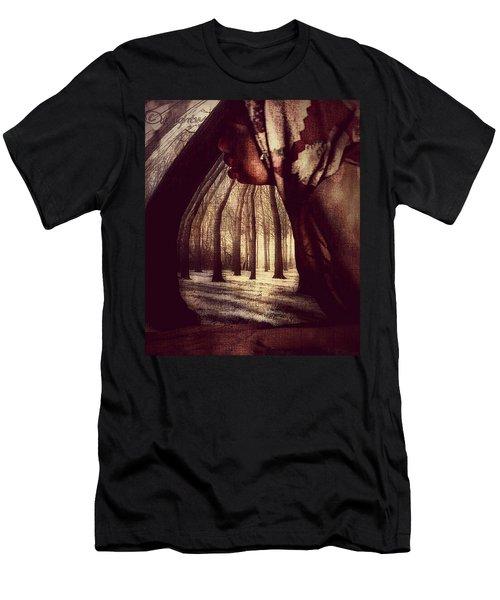 Evie Regrets Men's T-Shirt (Athletic Fit)