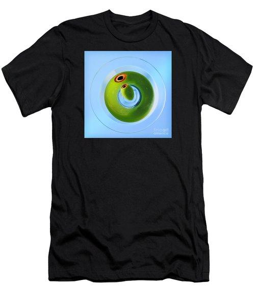 Olive Eye Men's T-Shirt (Athletic Fit)