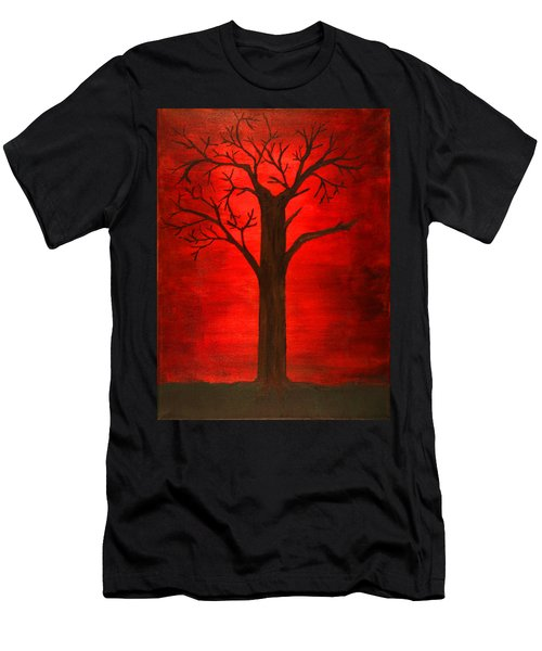 Evil Tree Men's T-Shirt (Athletic Fit)