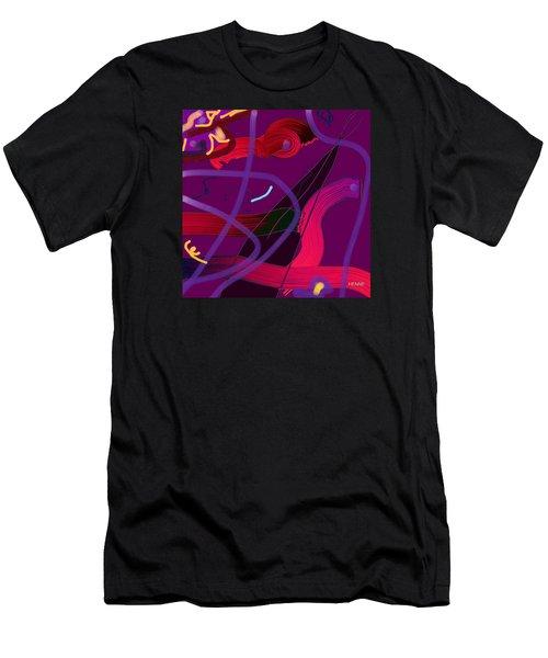 Evolution Men's T-Shirt (Slim Fit) by Robert Henne