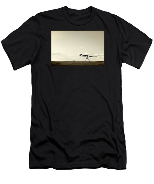 Men's T-Shirt (Athletic Fit) featuring the photograph Evolution by Todd Klassy