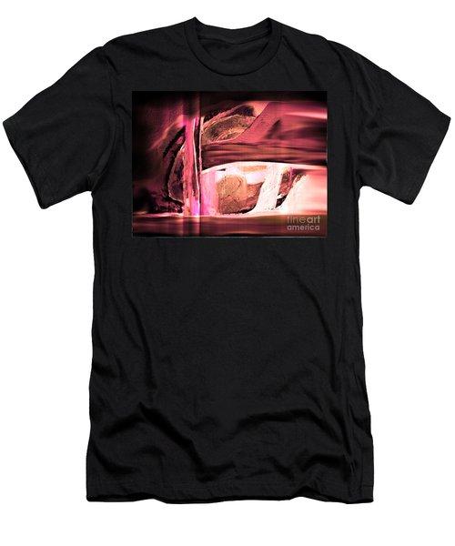 Dream Escape Men's T-Shirt (Slim Fit) by Yul Olaivar