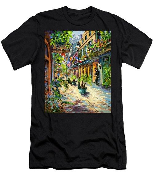 Exchange Alley Men's T-Shirt (Athletic Fit)