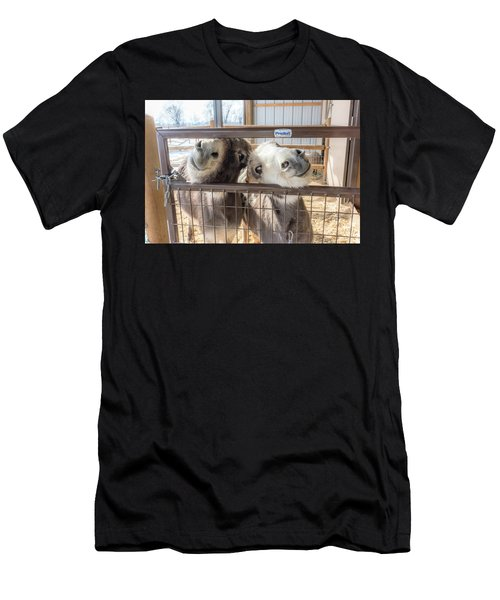 Excited To See Me Men's T-Shirt (Athletic Fit)