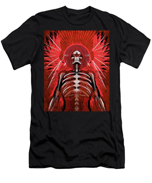 Excoriation Men's T-Shirt (Athletic Fit)