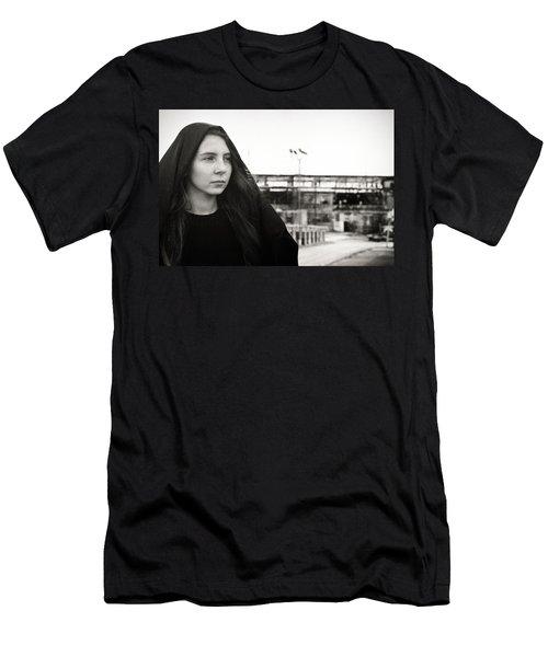Exit Men's T-Shirt (Athletic Fit)
