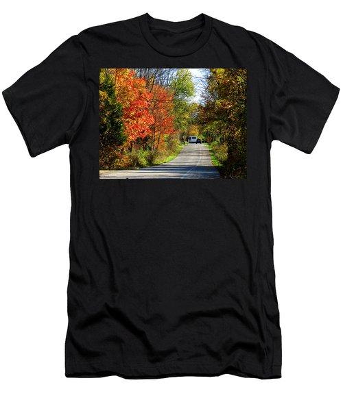 Exit The Park Men's T-Shirt (Athletic Fit)
